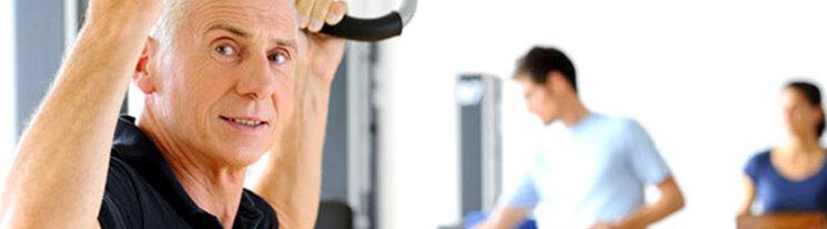 Ein starker Rücken macht das Leben leichter - Schmerzbehandlung